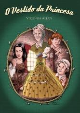 Capa de O Vestido da Princesa