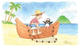 Ilustração para conto da escritora Virgínia Allan