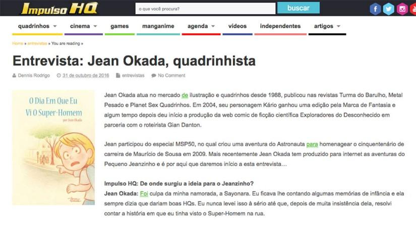 entrevista_jean okada_impulso hq